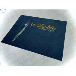 Tapis personnalisé COLOR-POP 300cm